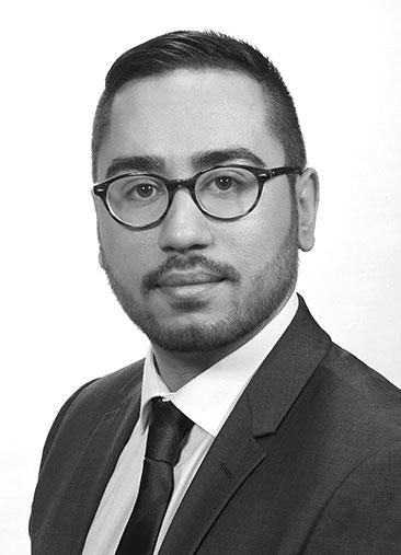 Rechtsanwalt Sinan Akcakaya