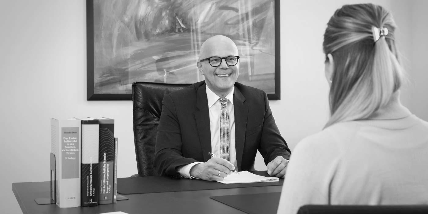 Anwalt Familienrecht, Scheidung in Essen